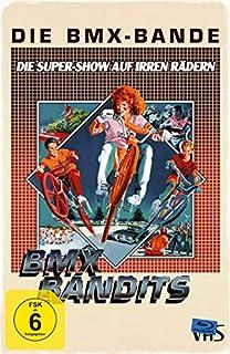 Die BMX-Bande - Limited Collector's Edition im VHS-Design [Blu-ray]