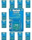 Oral B Satin Mint Dental Floss (25m) (pack of 12)