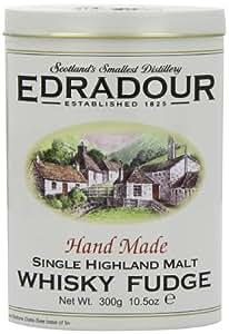 Gardiner's of Scotland Edradour Malt Whisky Fudge (1 x 300g)