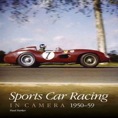 Sports Car Racing in Camera, 1950-59 por Paul Parker