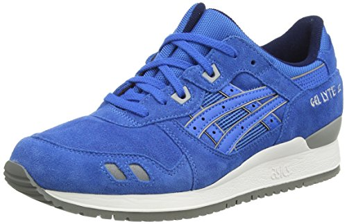 Asics Gel-Lyte III, Scarpe sportive, Unisex-adulto Blu (Mid Blue 4242)