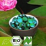 Bio Spirulina Tabletten - Naturland zertifiziert 500g zu je 400