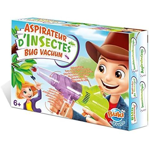 Buki - Aspirador de insectos, juguete educativo (Bl052)