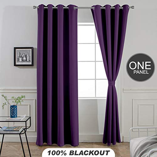check MRP of purple thermal curtains Divine Casa