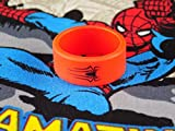 2 Vape Bands Rings ( 2 Spiderman ) 19 x 12mm For RTA RDA And Mod