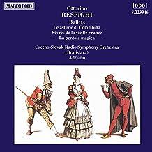 """Scherzo veneziano, P. 130, """"Le astuzie di Colombina"""": Quadro secondo"""