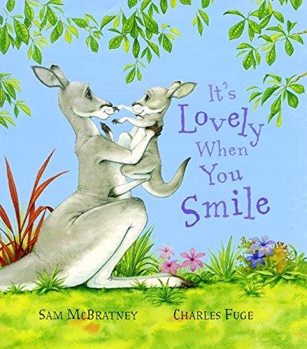 It's Lovely When You Smile por Sam McBratney