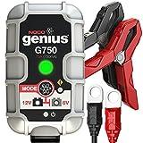 Noco G750EU Genius Caricabatterie Mantenitore 6V/12V 750mA