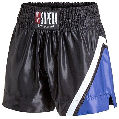 Supera Muay Thai Short Performance. Thaiboxhose für Training und Wettkampf. Kickboxhose mit...