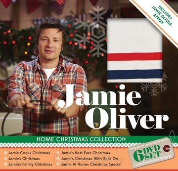Jamie Oliver - Home Christmas Collection - 6-DVD Box Set ( Jamie\'s Christmas / Jamie\'s Family Christmas / Jamie Cooks Christmas / Jamie\'s Best Ever Christmas / [ Australische Import ]