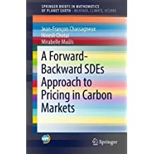 A Forward-Backward SDEs Approach to Pricing in Carbon Markets (Mathematics of Planet Earth)