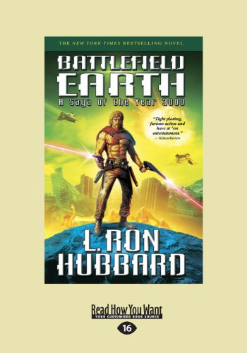 Battlefield Earth Vol 3 (Large Print 16pt)