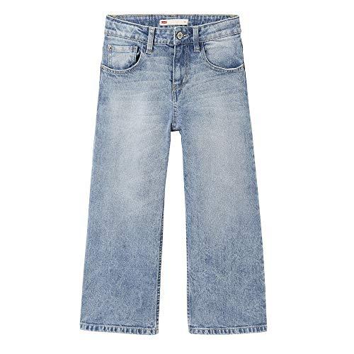 Levi's Kids Mädchen Nn22607 46 Trousers Jeans, Blau (Indigo), 16 Jahre (Herstellergröße: 16Y) -