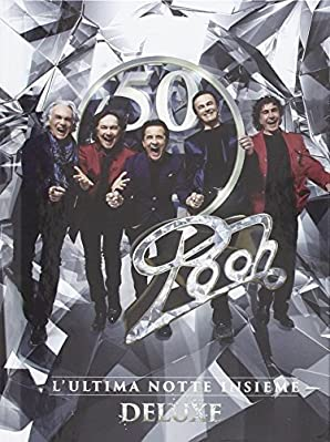 Sony Music Entertainment Cd pooh - pooh 50-l'ultima notte (+dvd)Sony Music Entertainment Cd pooh - pooh 50-l'ultima notte (box)Specifiche:Titolo