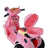 Homcom® Elektro Kindermotorrad Elektromotorrad