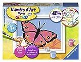 Ravensburger - 29510 - Numéro D'Art Mini Beau Papillon...