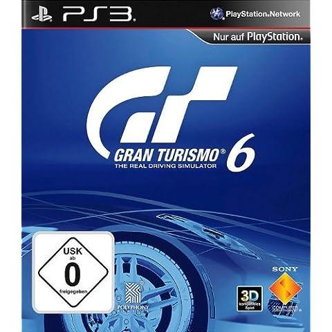 Gran Turismo 6 PS-3 [Importación alemana]