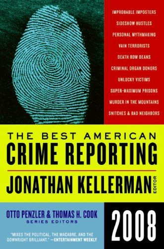 The Best American Crime Reporting 2008 (English Edition)