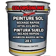 Amazonfr Peinture Sol Exterieur