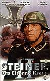 Steiner - Das Eiserne Kreuz 2 [VHS]