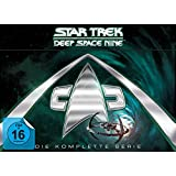 STAR TREK: Deep Space Nine - Complete Boxset