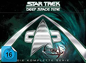 Star Trek -Deep Space Nine - Complete [Edizione: Germania]