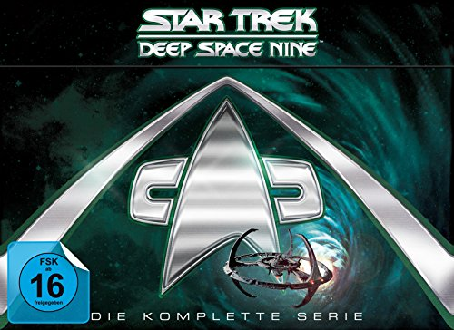 Star Trek - Deep Space Nine: Die komplette Serie (48 Discs) -
