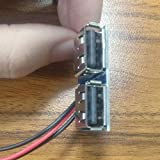 Lorenlli 3 Spulen Qi Wireless Ladegerät Micro USB Portard Spule DIY Drahtlose Ladezubehör PCBA Platine Mit Qi Stand Großhandel