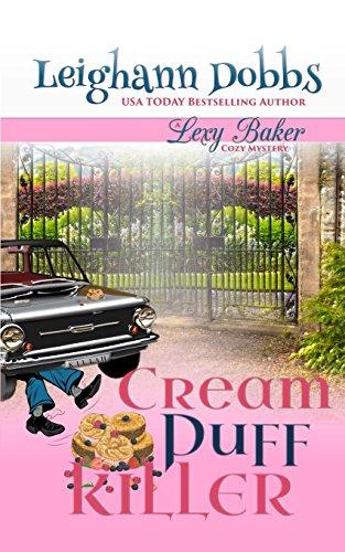 Cream Puff Killer (Lexy Baker Cozy Mystery) Womens Cream Puff