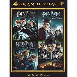 Harry Potter Anni 5-7 Pt.2 (Box 4 Dvd)