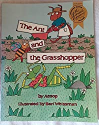 The Ant and the Grasshopper by Houghton Mifflin Company (1993-01-05)