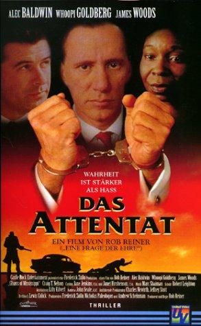 Das Attentat [VHS]