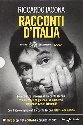 Racconti d'Italia. DVD. Con libro