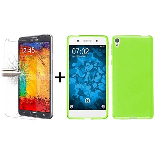 tbocr-pack-custodia-gel-tpu-verde-pellicola-protettiva-per-display-in-vetro-temperato-per-sony-xperi