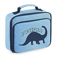 Personalised Name Dinosaur Lunch Bag School Bags Boys Personalised Girls Back to School Lunch Box