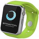 Smartwatch Brigmton BT4 Bluetooth Verde
