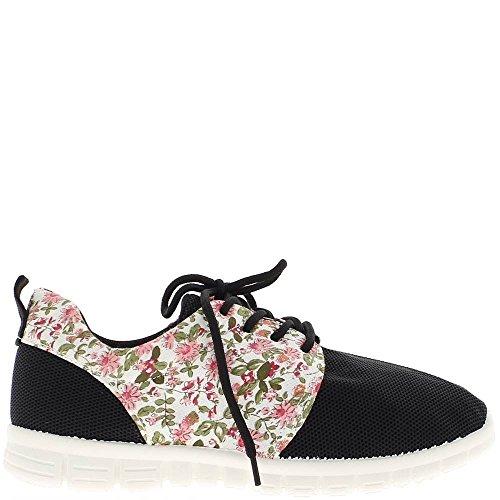 fiori-neri-donne-e-motivi-con-spesse-suole-di-scarpe-piane-39