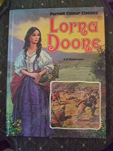 R D Blackmore's 'Lorna Doone'