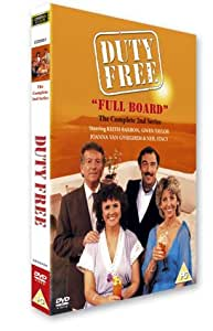 Duty Free: The Complete Second Series [DVD] [1984]