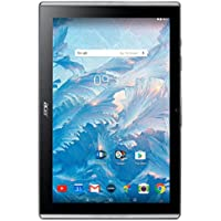 "Acer Iconia One 10 B3-A40FHD-K1ME Tablette Tactile 10,1"" Full HD Noir (MediaTek MT8167, 2 Go de RAM, SSD 16 Go, Android 7.0)"