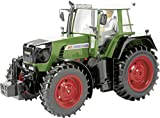 Carson 500907171 1: 14 Fendt 100% RTR 2.4 G Single Reif. , Verde