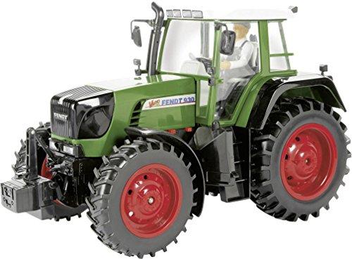 RC Auto kaufen Traktor Bild: Carson 500907171 1:14 Fendt 100% RTR 2.4G Singlereifen, grün*