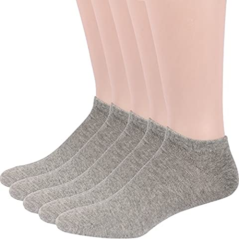 RioRiva Men Trainer Crew Low Cut Liner Ankle Socks Pack