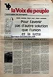 Telecharger Livres VOIX DU PEUPLE DE TOURAINE LA No 1882 du 26 03 1978 NOUS AVONS TOUT FAIT POUR GAGNER POUR L AVENIR PAS D AUTRE SOLUTION QUE L UNION ET LA LUTTE LA DECLARATION DU BUREAU POLITIQUE DE P C F SOMMAIRE LES RESULTATS DES ELECTIONS EN INDRE ET LOIRE 47 50 DES ELECTEURS TOURANGEAUX SE PRONONCENT POUR LE CHANGEMENT REEL LE PCF PROPOSE UN PLAN DE DEVELOPPEMENT DU MACHINISME AGRICOLE UNE ENTREPRISE EN FAILLITE SUR QUATRE EST UNE ENTREPRISE DU BATIMENT LE PILLAGE DE LA S N C F POS (PDF,EPUB,MOBI) gratuits en Francaise