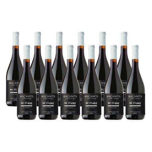 Maçanita As Olgas - Rotwein - 12 Flaschen