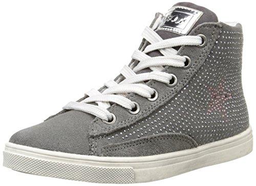 Asso  I36400,  Sneaker ragazza Grigio Gris (C22401) 38