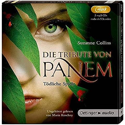 Die Tribute von Panem. Tödliche Spiele (2 MP3-CD): Ungekürzte Lesung