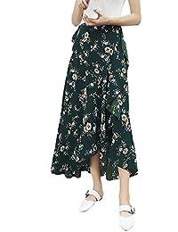 c235ce733 Amazon.es: faldas largas - Battercake / Mujer: Ropa