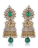 Fadhut Copper Metal Jhumka Earring For W...
