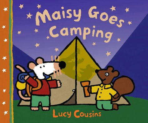 Maisy Goes Camping Cover Image